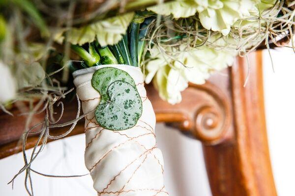 Bridesmaid Bouquet Close Up