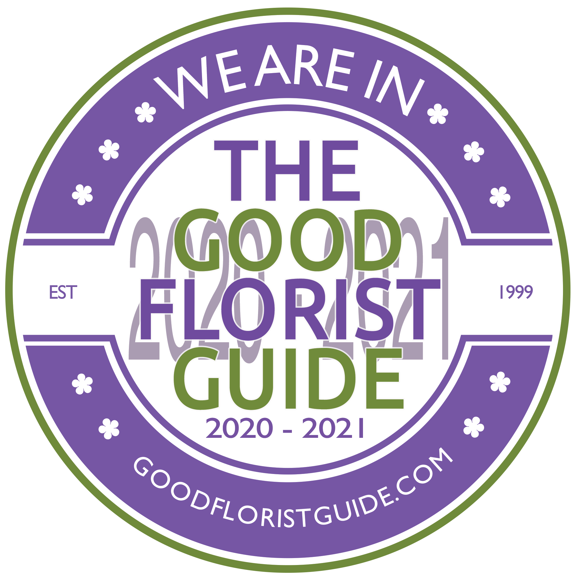 The Good Florist Guide 2020 - 2021